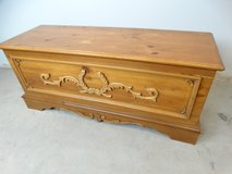 Long Wooden Chest in Pasadena, Texas