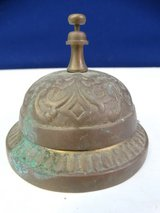 Vintage Brass Bell in Pasadena, Texas