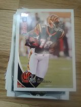 30 Random Football Cards includes an A.J. Green Kickoff 2012 Card in Naperville, Illinois