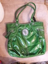 green Genna De Rossi purse large in Fort Knox, Kentucky