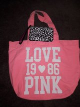 Victoria's Secret Pink tote and wristlet in Fort Knox, Kentucky