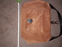 brown suede authentic Dooney & Bourke purse in Fort Knox, Kentucky