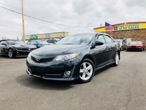 2014 TOYOTA CAMRY 4D SE SEDAN - 4-Cyl, 2.5 Liter in Fort Campbell, Kentucky