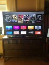 4K Samsung Curved Smart TV (65 inches) in Ramstein, Germany