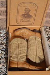 Chisholm Handcrafted Lizard Skin Cowboy Boots in Alamogordo, New Mexico