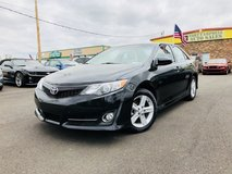 2014 TOYOTA CAMRY SE SEDAN, 4-Cyl, 2.5 Liter in Fort Campbell, Kentucky