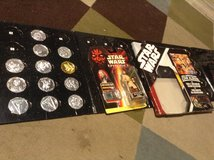 Star Wars coin collection in Ramstein, Germany