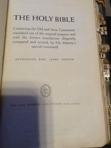 Antique Bible in Ramstein, Germany