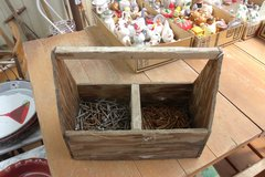 Vintage Wooden Nail/Tool  Box in Alamogordo, New Mexico