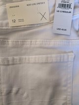 Brand New with Tags. AE NeXt Level Jegging Sparkle White Size 12 in Fort Irwin, California