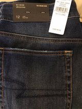 American Eagle-Brand New With Tags! THE DREAM JEAN HIGH-WAISTED JEGGING 12 in Fort Irwin, California