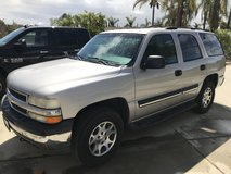 2004 Chevy Tahoe 4WD in Camp Pendleton, California