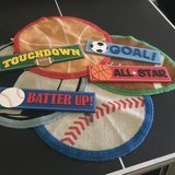 Sports wall hangings & rugs in Houston, Texas
