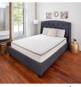 "Queen Mattress Pillow top 10"" in West Orange, New Jersey"