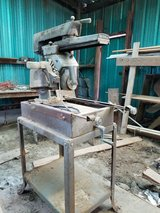 "rockwell/delta 10"" radial arm saw in DeRidder, Louisiana"