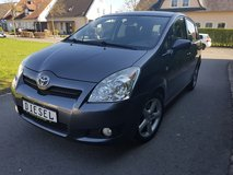 2008 Toyota Corolla Verso 7 Seats *Turbo Diesel * LOW KM* new insp.1 year warranty in Spangdahlem, Germany