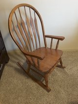 Rocking chair in Las Cruces, New Mexico
