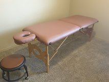Massage table in Las Cruces, New Mexico