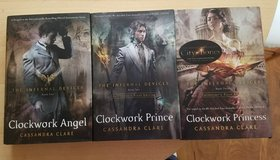 The Infernal Device Book 1-3 Cassandra Clare in Fort Campbell, Kentucky