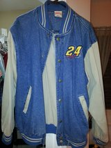 MENS JEFF GORDON #24 DUPONT NASCAR  DENIIM JACKET in Warner Robins, Georgia