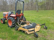 1996 Kubota B2400 Hydrostatic (Good Condition) in Pleasant View, Tennessee