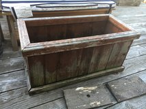 "25""x12"" Wood Box Planter #1 in Plainfield, Illinois"