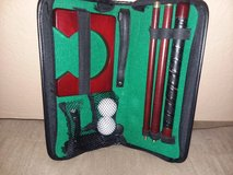 Portable Indoor Club Ball Putter Training Set Golf Kit in Fort Campbell, Kentucky
