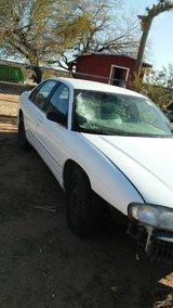 Chevy . runs but needs work before on road in Yucca Valley, California