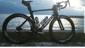 S-Works Venge ViAS Di2 2016 Satin Project Black in Okinawa, Japan