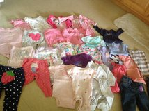 Huge Lot of Baby Girl Clothing in Okinawa, Japan
