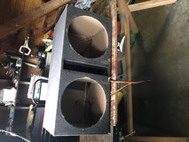 "Ported 15"" speaker box in Fort Lewis, Washington"