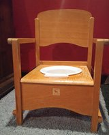 Antique Toddler Potty Chair in Naperville, Illinois