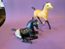 Set of two 1970's Breyers Horse Foals in Vacaville, California