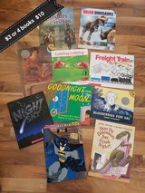 Children's books an excellent condition in Batavia, Illinois