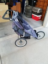 Double Jogging Stroller in Alamogordo, New Mexico