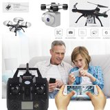 2.0MP Wifi Camera RC Quadcopter Drone with HD WiFi Camera Real-time Display on Phone in Fort Leonard Wood, Missouri