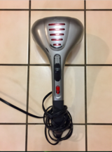 HOMEDICS MODEL PA-100HA PROFESSIONAL PERCUSSION MASSAGER WITH HEAT in Tinley Park, Illinois