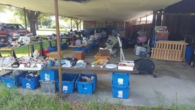 Huge Garage Sale in Leesville, Louisiana