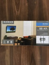 """Tilting TV Wall mount for 32-47"""" TV in Okinawa, Japan"""