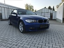 BMW 120i 2year warranty inspection guaranty  full option convertible low miles 40.000 one owner in Wiesbaden, GE