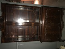 Antique China Cabinet in Naperville, Illinois