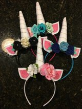 Unicorn headbands in Glendale Heights, Illinois