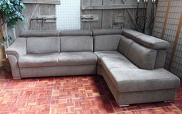 Very Nice Corner Couch with Moveable Headrests in Ramstein, Germany