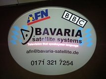 AFN AND SATELLITE TV SERVICES in Wiesbaden, GE