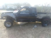 Ford Ranger,( Parts Truck), engine ran in Yucca Valley, California