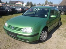 1999 VW GOLF , AUTOMATIC , 6 MONTHS WARRANTY ! in Spangdahlem, Germany