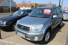 **TOYOTA RAV-4 STUNNING!!** in Lakenheath, UK