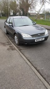 Automatic mondeo 11 months mot in Lakenheath, UK