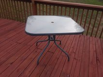 out doors table with 4 chairs in Fort Campbell, Kentucky