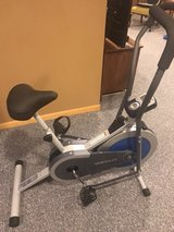 Weslo Cross Cycle Exercise Bike in Glendale Heights, Illinois